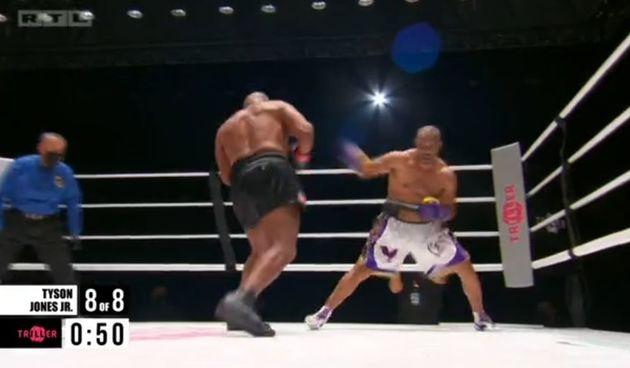 Tyson, Jones Jr.