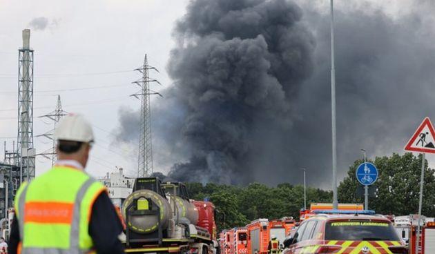 Kemijska eksplozija u Njemačkoj