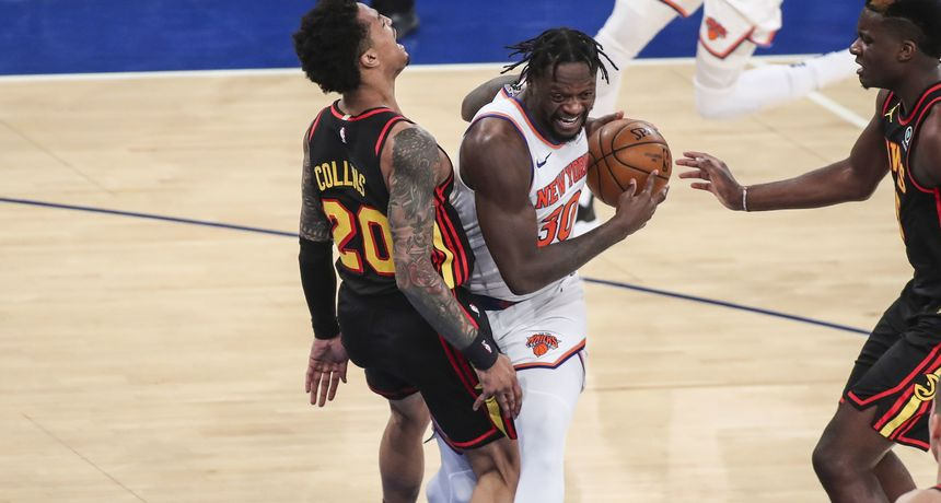 Knicks - Hawks