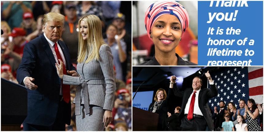Trump izgubio Zastupnički dom: Izabran prvi gay guverner, u Kongres ulaze prve muslimanke i Indijanka
