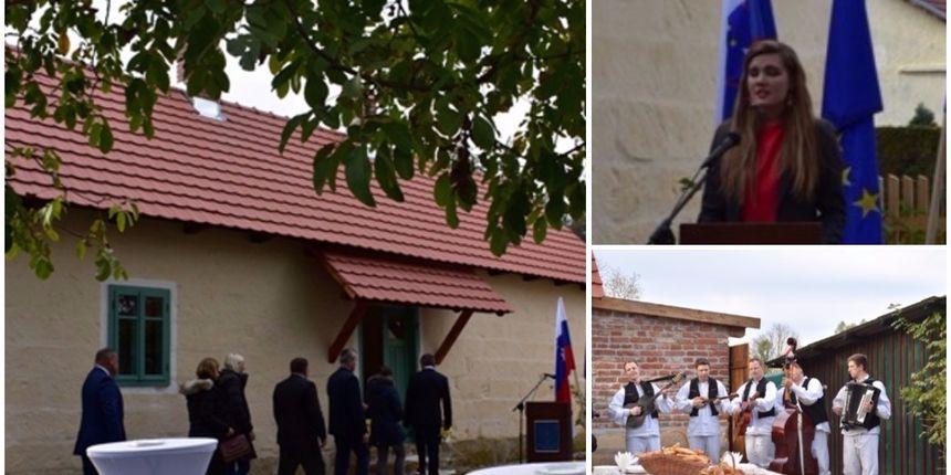 KAK JE NEGDA BILO Svečano otvorena Vinička tradicijska kuća