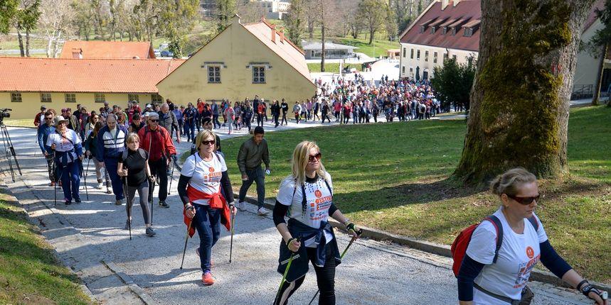 U subotu se u Trakošćanu održava treće izdanje Festivala nordijskog hodanja i pješačenja Varaždinske županije