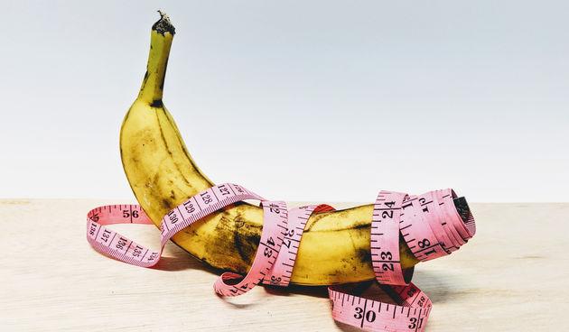 penis centimetri banana
