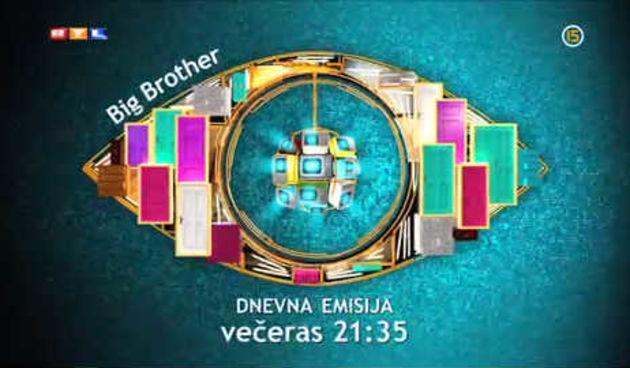'Big Brother', ne propustite večeras od 21:50 sati na RTL-u (thumbnail)