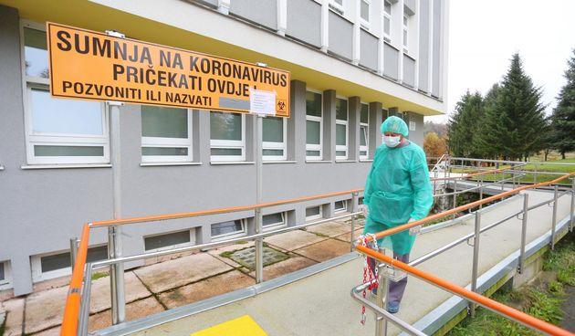 U Karlovačkoj županiji od jučer 22 nova slučaja koronavirusa - u bolnicama 30 COVID pacijenata