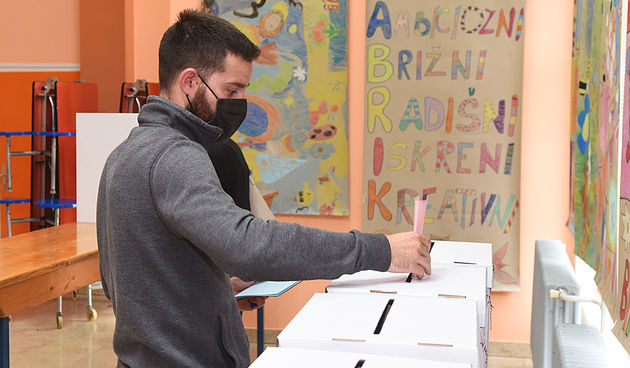 Lokalni izbori 16. svibnja 2021.