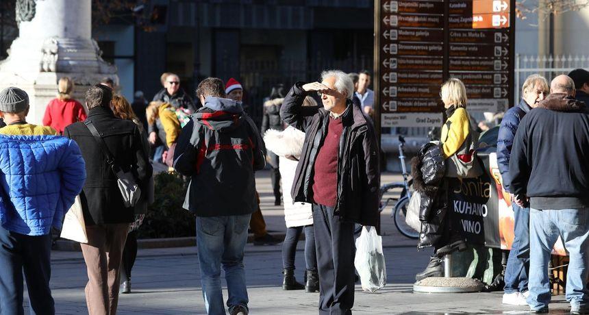 Europljani su pesimistični u vezi budućnosti: Hrvati najviše od svih kritiziraju svoju zemlju