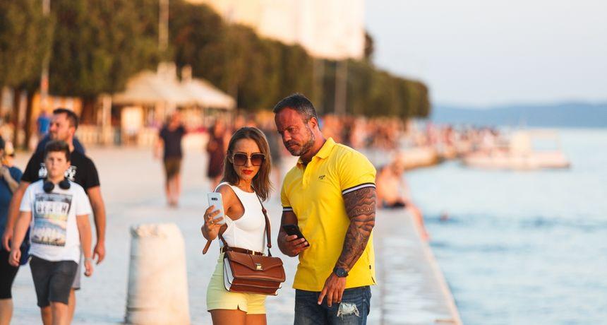 Tijekom vikenda u Zadarskoj županiji ostvareno 100 tisuća noćenja