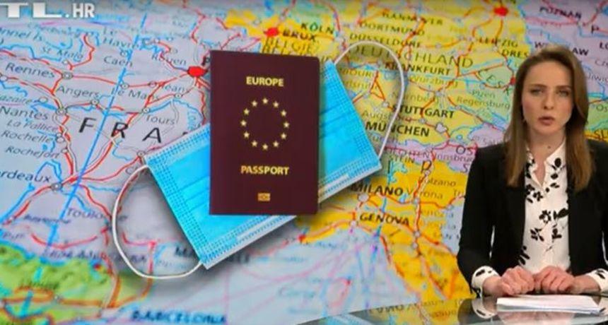 Hrvatska i 12 drugih EU zemalja dogovorile covid putovnice? Evo kako bi sve trebalo funkcionirati