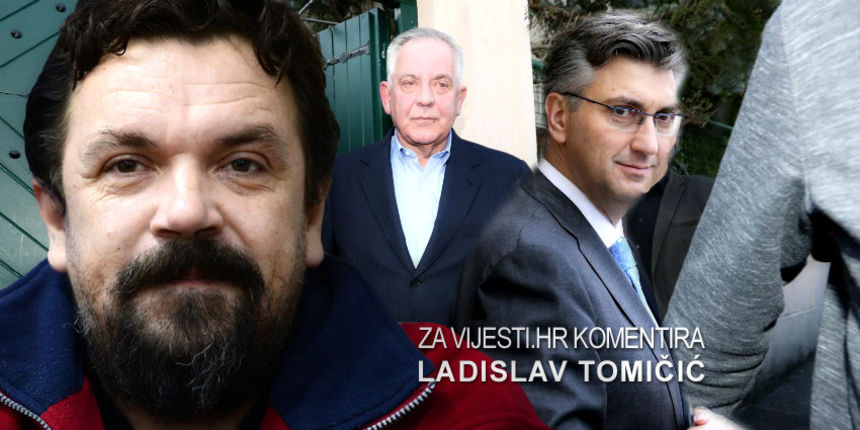 Hoće li Andrej Plenković završiti kao Ivo Sanader?