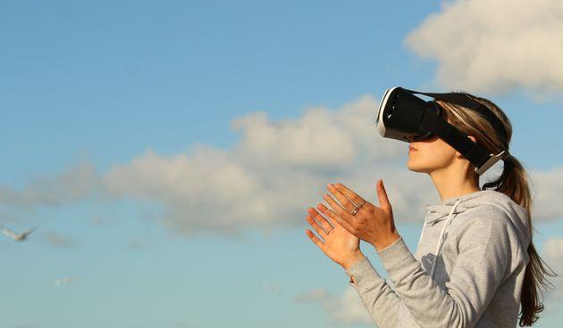 virtualna stvarnost vr
