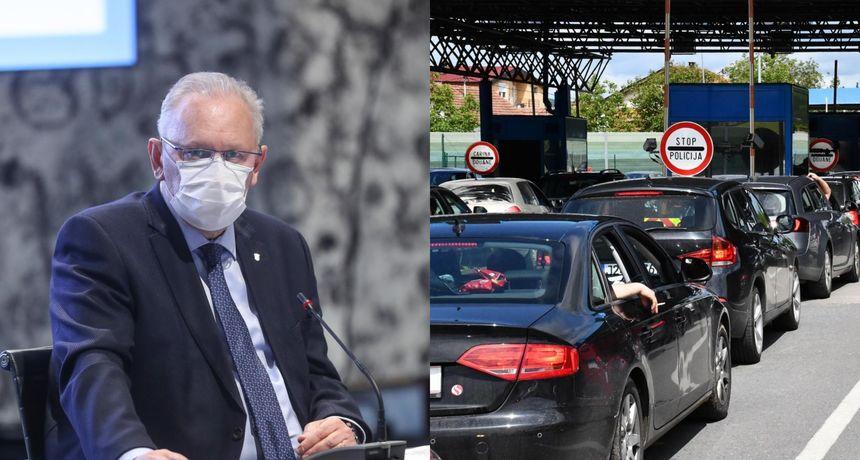 Božinović na sjednici Vlade otkrio da je Stožer donio šest odluka: Evo koje su nove mjere na snazi