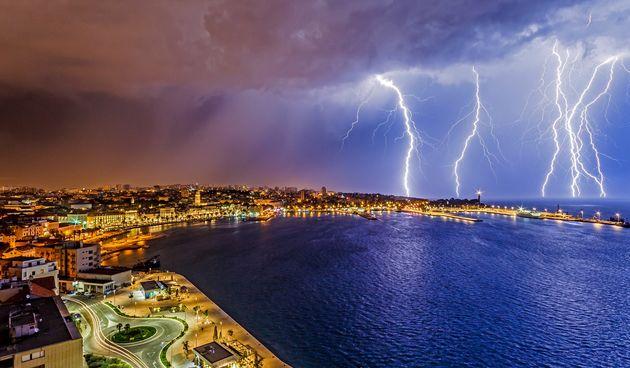 Munje u Splitu