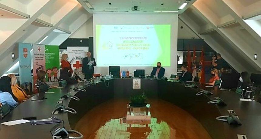 Gradonačelnik Domitrović izrazio zadovoljstvo početkom novog socijalnog programa u gradu Ogulinu: Cilj nam je unaprijediti kvalitetu života svih kategorija društva