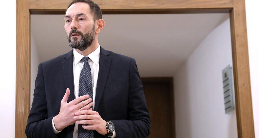 Afera Mason: Zamjenik glavne državne odvjetnice podnio žalbu na odluku o suspenziji, traži izuzeće tri člana DOV-a
