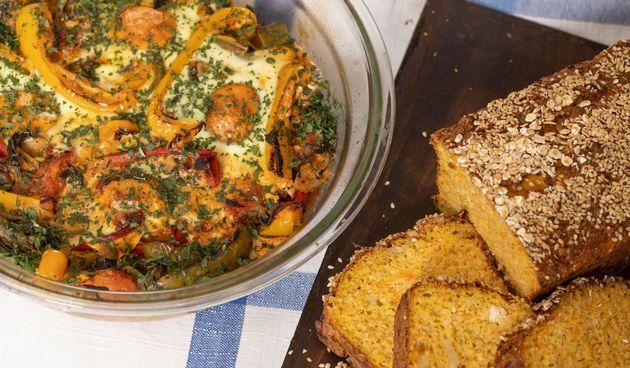 Hrana fina by Jozefina: Shakshuka s paprikom i blitvom idealno je brzinsko ljetno jelo