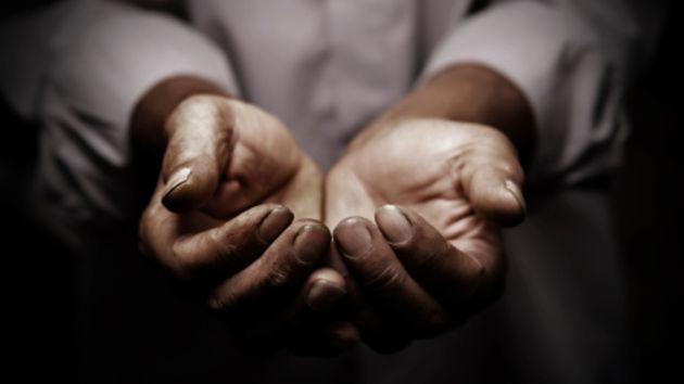 Prosjačenje, Siromaštvo