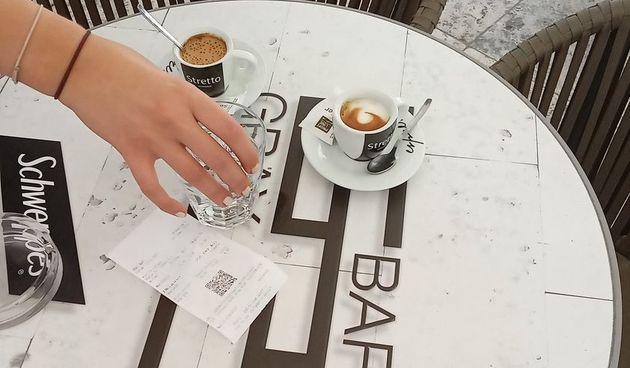 Račun za Beroševu kavu