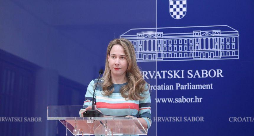 Selak Raspudić upozorila na rezultate istraživanja: '2,4 posto maturanata imalo je suicidalne misli'