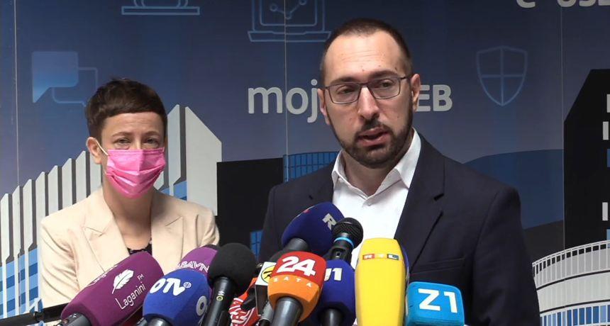 Tomašević smijenio Nadzorni odbor ZET-a i predstavio tri nova člana. Traži se novi šef ZET-a!