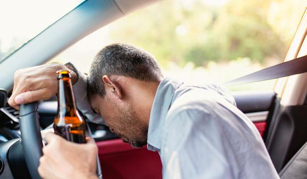 pijani vozač