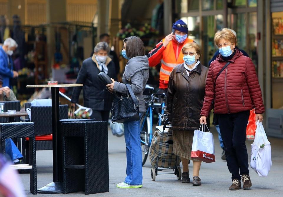 Nove mjere za Karlovačku županiju: Maske obavezne na otvorenom gdje je veći protok ljudi