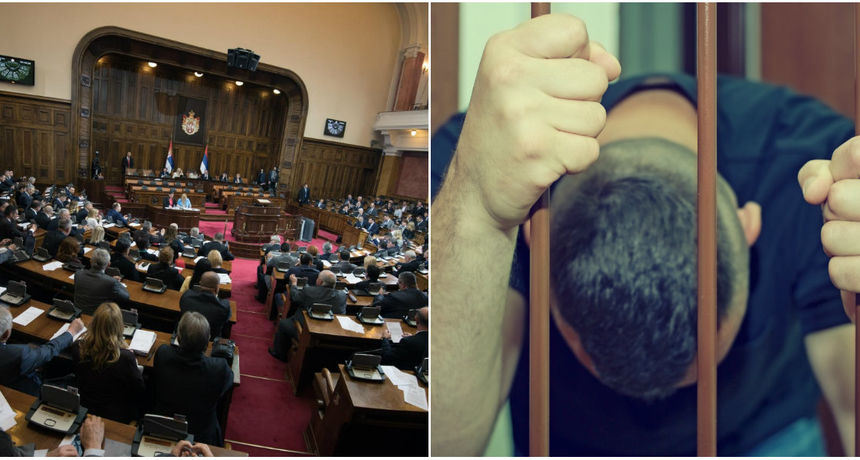 ANKETA Srbija uvela doživotnu kaznu zatvora: Treba li isto učiniti i Hrvatska?