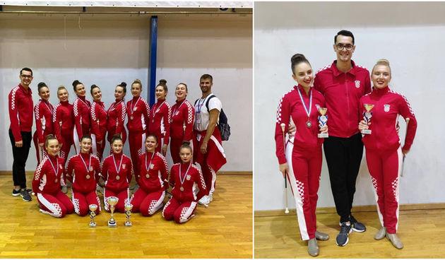 Mažoretkinje i twirling klub Donji Kraljevec