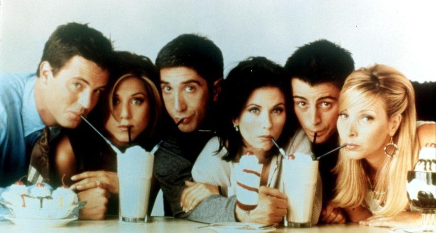 David Schwimmer otkrio: Evo kad počinje snimanje nove epizode 'Prijatelja'!