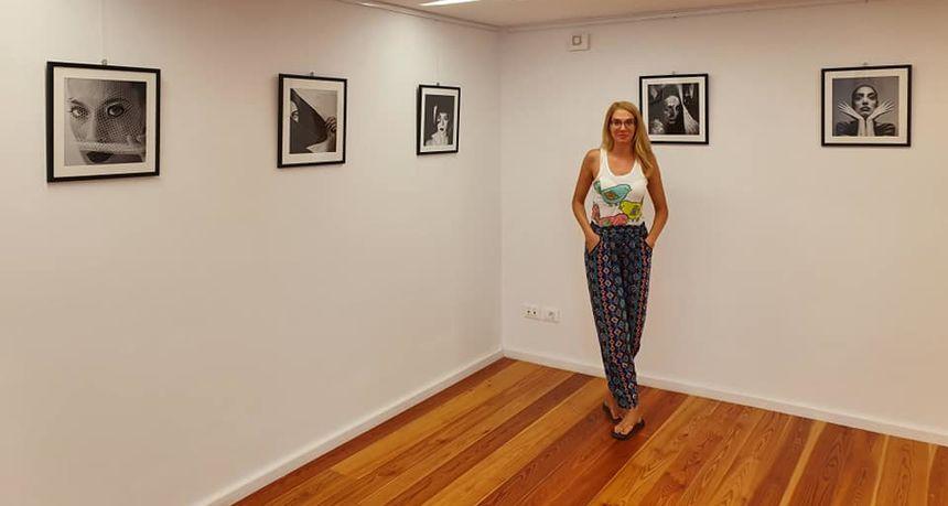 Zadarska umjetnica Marina Ćorić sudjeluje na velikoj međunarodnoj izložbi