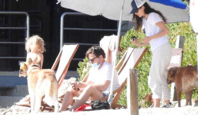 Leonardo DiCaprio i Camila Morrone