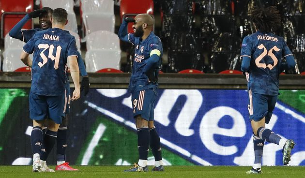 Arsenal slavi gol