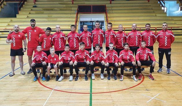 Kadetska boksačka reprezentacija Hrvatske