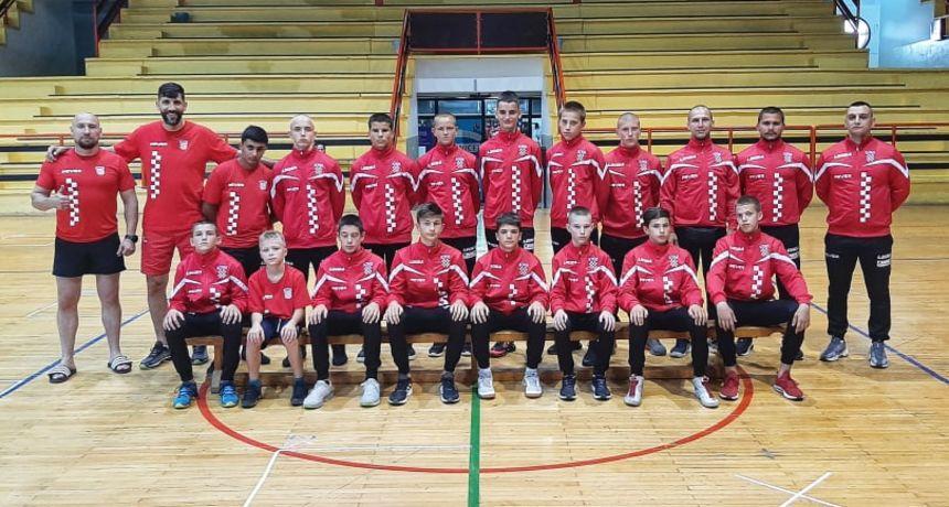 Izbornik Marketin i trener Bajlo pripremaju kadetsku reprezentaciju za EP u Sarajevu, među pozvanima i tri boksača BK Ares