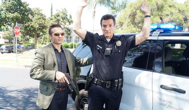 Nathan Fillion vraća se na TV ekrane: Evo što nam donosi nova sezona serije 'Novak'!