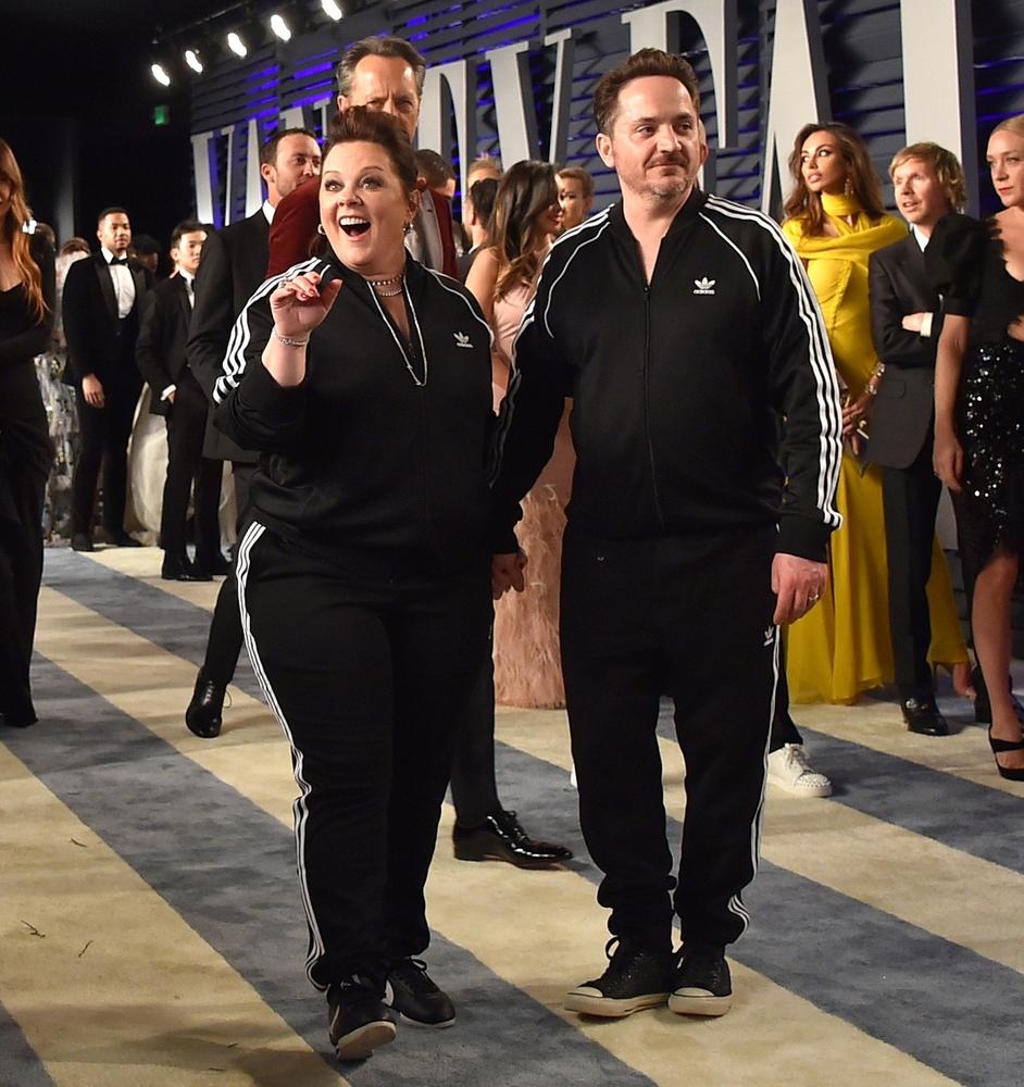 Melissa McCarthy i Ben Falcone