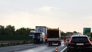 Teška prometna nesreća na zagrebačkoj zaobilaznici