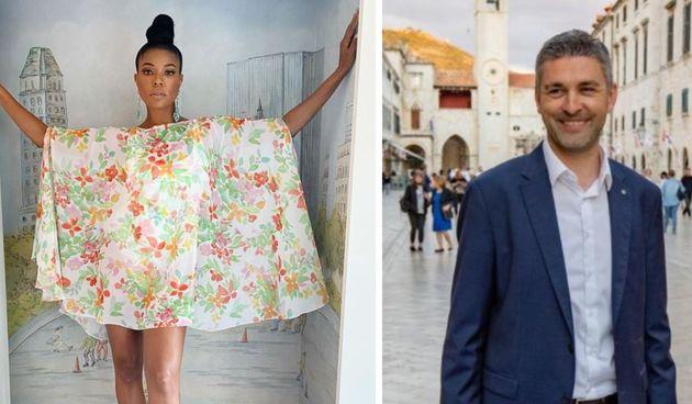 Glumica tvrdi da je u Dubrovniku iskusila mržnju, rasizam i prijetnje, Franković se ispričao, ali i poručio: 'Naši sugrađani su dobri domaćini'