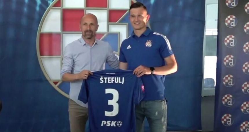 MEĐIMUREC U DINAMU Daniel Štefulj i službeno predstavljen, igrat će za zagrebački Dinamo!