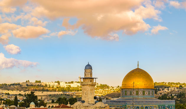 Jeruzalem, Izrael