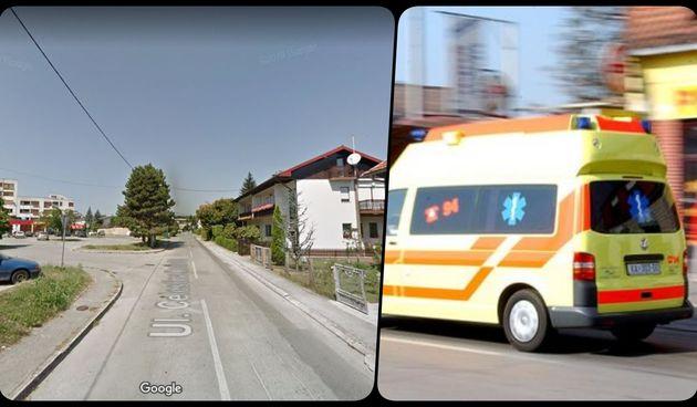 Pješakinja (80) teško ozlijeđena na Luščiću - 31-godišnji vozač teretnog automobila išao u rikverc pa ju udario