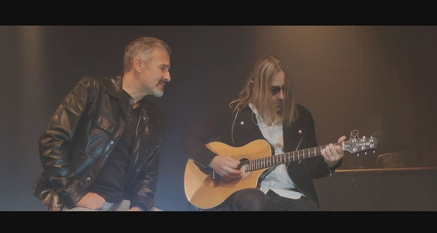Zahvaljujući Emiru Hotu i pjesmi 'Naš svijet', Giuliano ponovno u rock vodama!