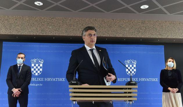 Plenković, ministri