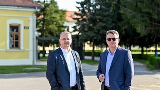 HDZ-ov Tomislav Marković najavljuje svoj program za gradonačelnika Čakovca: 'Vrijeme je za TVOJ Čakovec!'