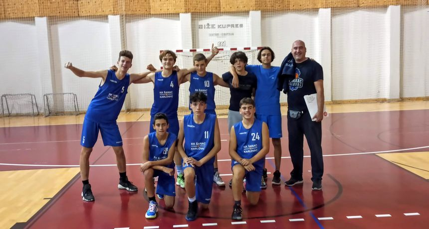 Mlađi kadeti Šanca u prvoligaškom društvu, startali i Roling, male košarkašice, uskoro će i seniori