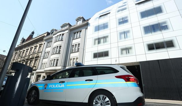 Policija, Dragan Kovačević, stan