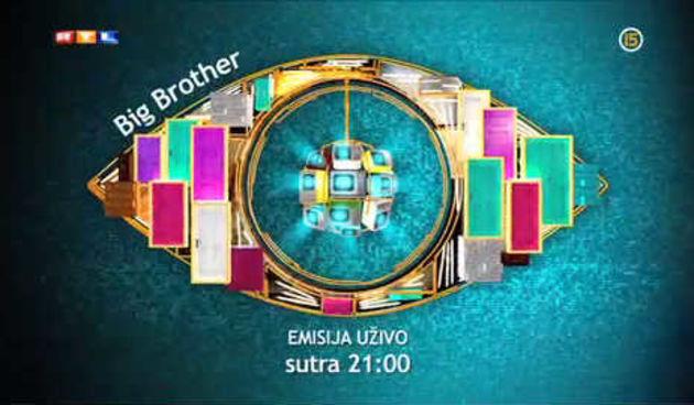 'Big Brother' emisija uživo, ne propustite u nedjelju, 22. travnja od 21 sat (thumbnail)