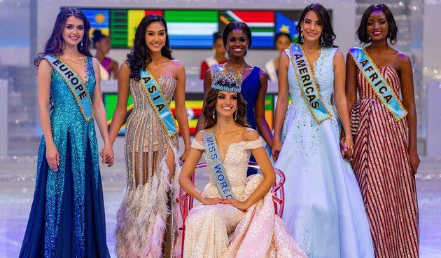 Izabrana nova Miss svijeta: Meksikanka 68. okrunjena ljepotica