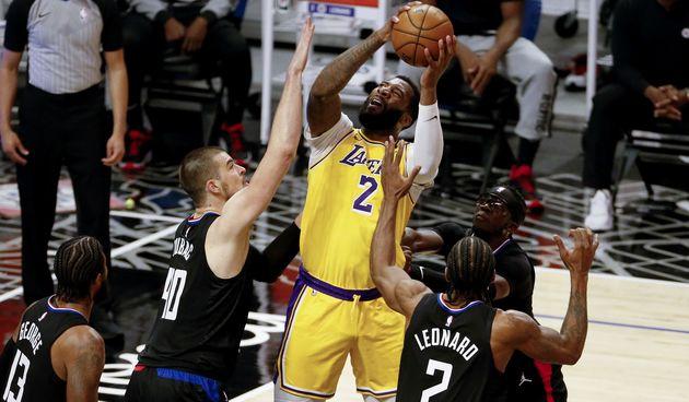 LA Clippers - LA Lakers