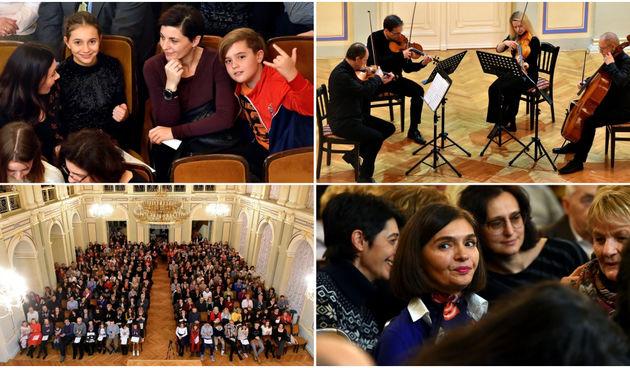 Varaždinski kvartet - Novogodišnji koncert
